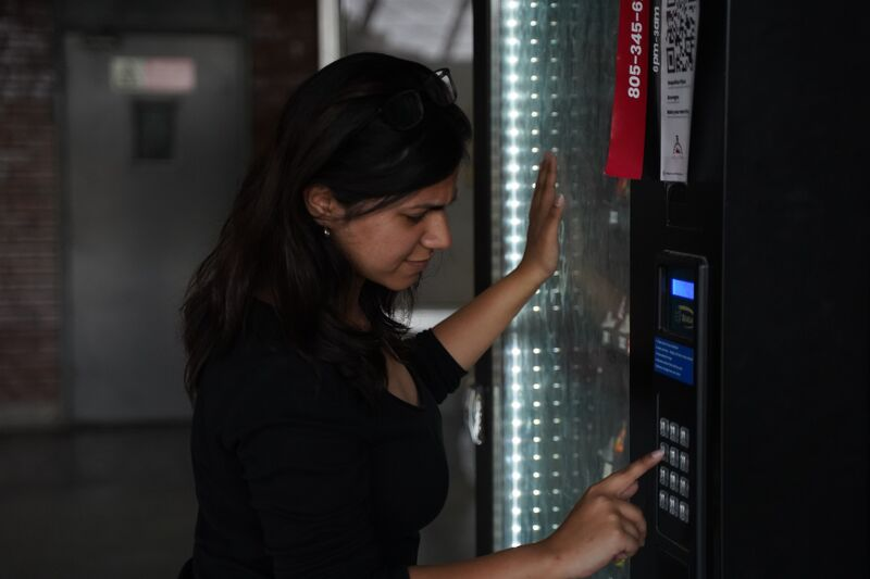 maszyna vending